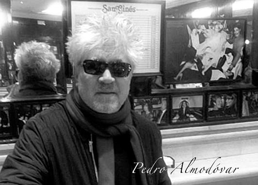 Pedro Almodóvar en San Ginés