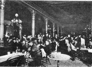 Antiguo café fornos