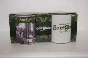 Pack Ejemplo de dos tazas San Ginés