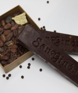 turron chocolate negro