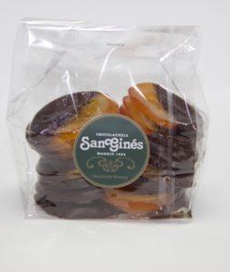 Discos de Naranja con Chocolate San Ginés