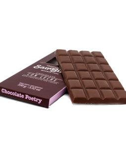 Tableta chocolate con leche