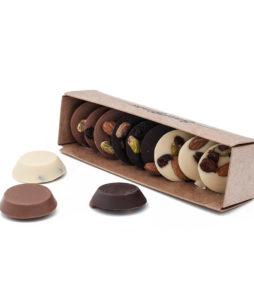 Musicos de chocolates